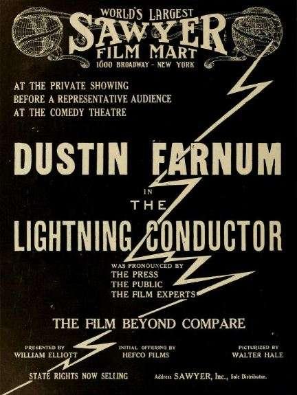 The Lightning Conductor kapak