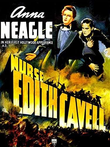 Nurse Edith Cavell kapak