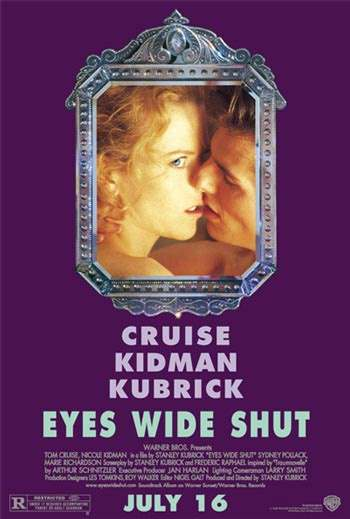 Eyes Wide Shut kapak
