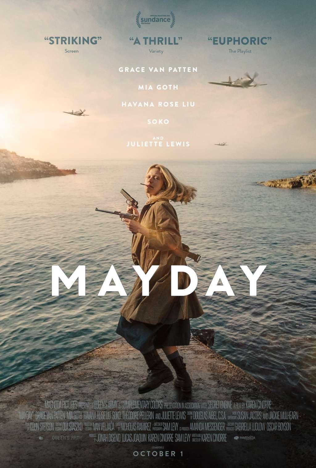 Mayday kapak