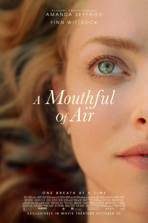 A Mouthful of Air kapak