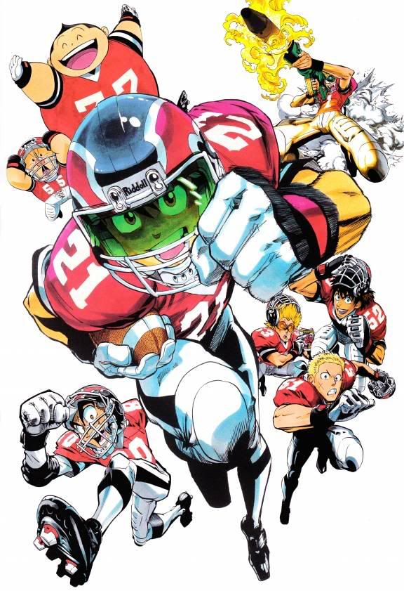 Eyeshield 21 kapak