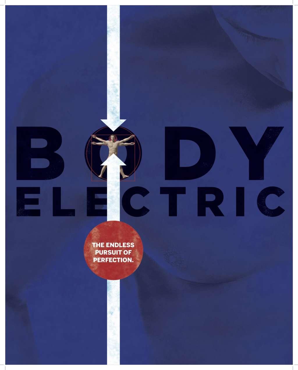 Body Electric kapak