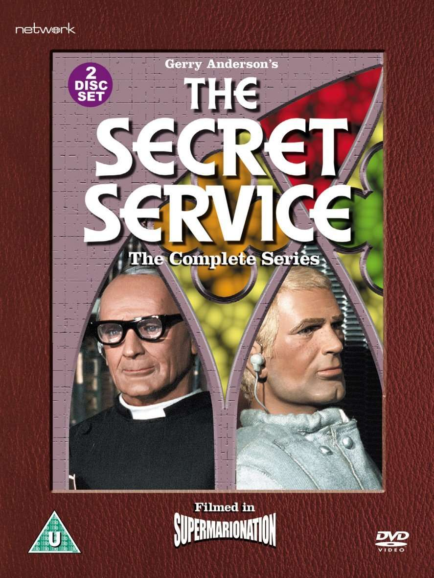 The Secret Service kapak