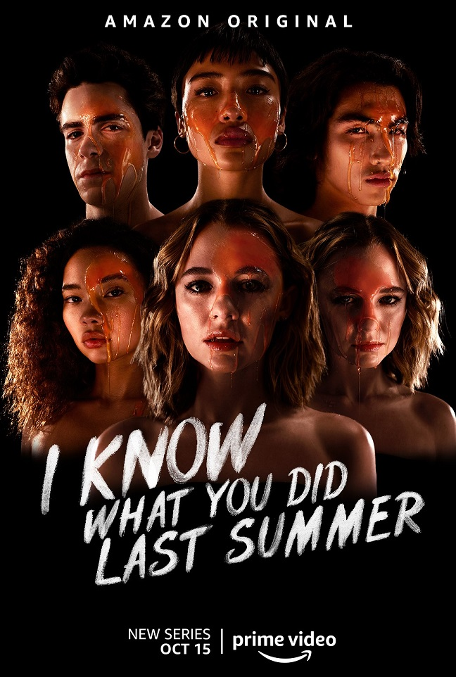 I Know What You Did Last Summer kapak
