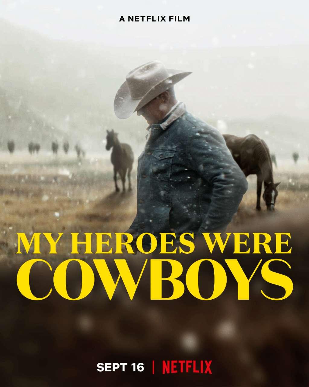 My Heroes Were Cowboys kapak
