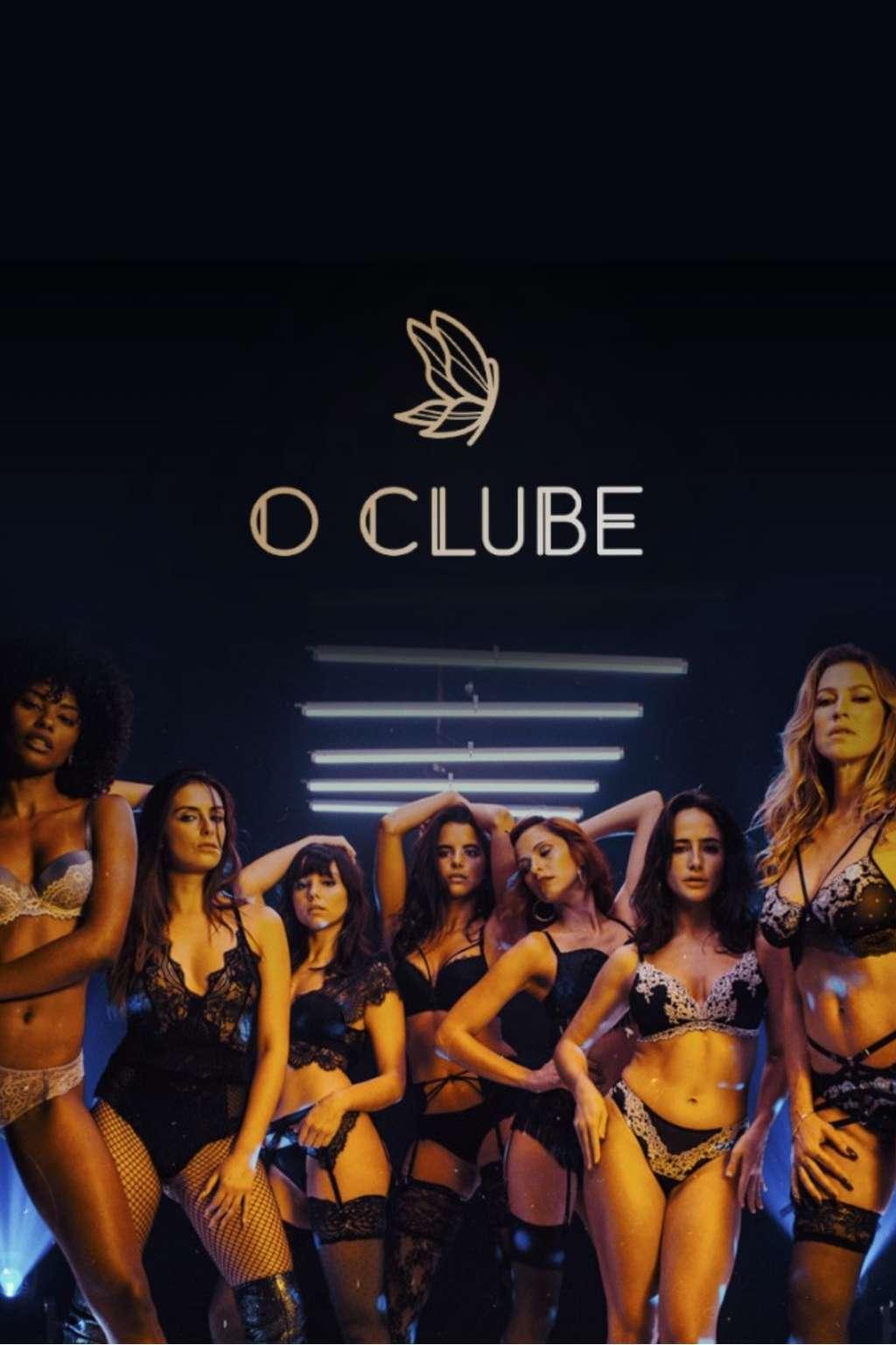 O Clube kapak