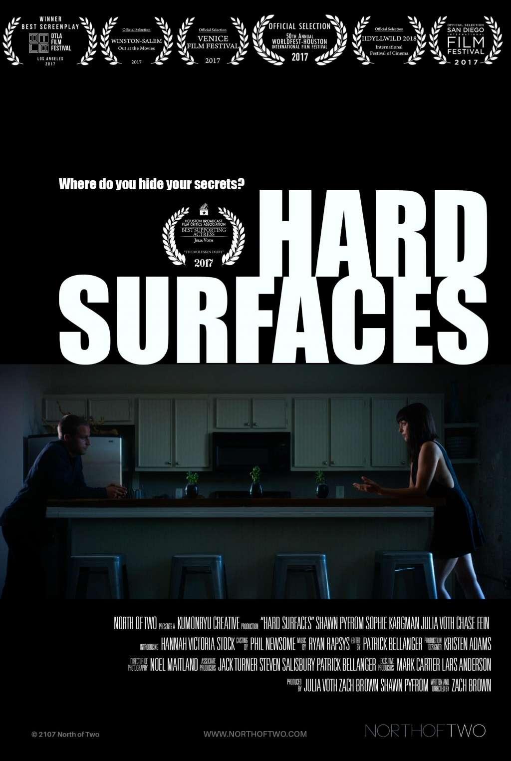 Hard Surfaces kapak