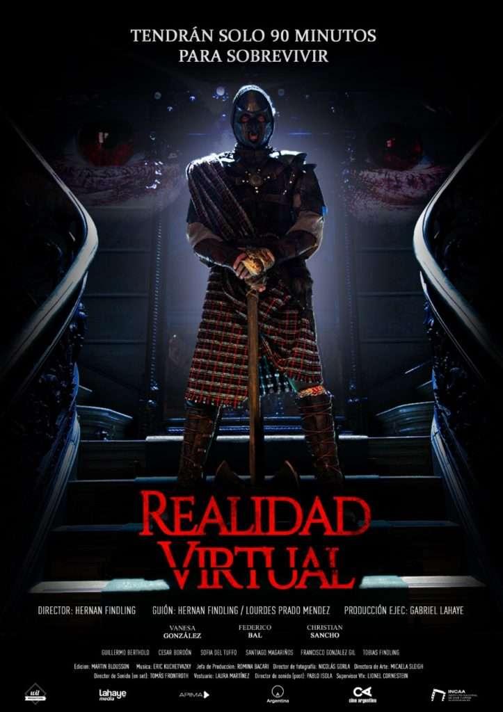 Realidad Virtual kapak