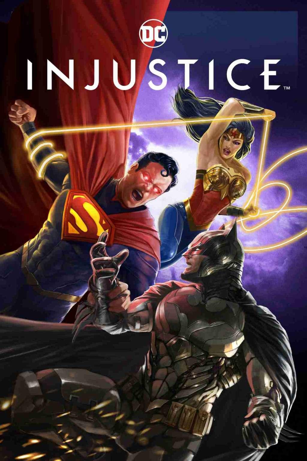 Injustice kapak