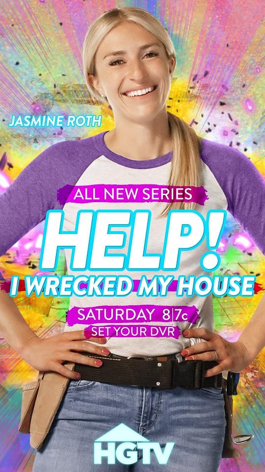 Help! I Wrecked My House kapak