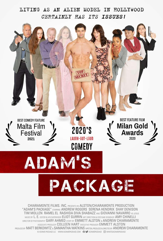Adam's Package kapak
