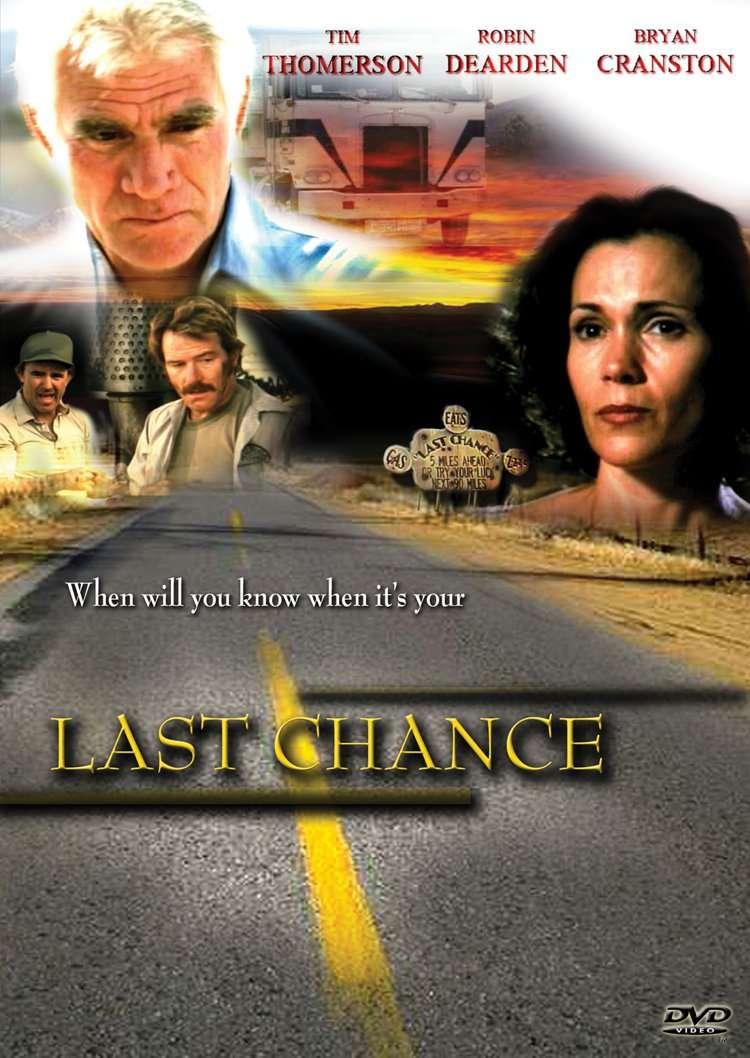 Last Chance kapak