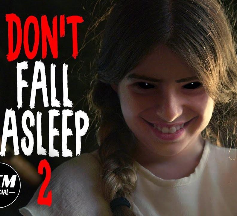 Don't Fall Asleep 2 kapak