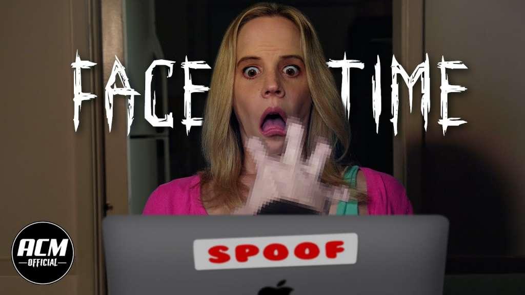 FaceTime Spoof kapak