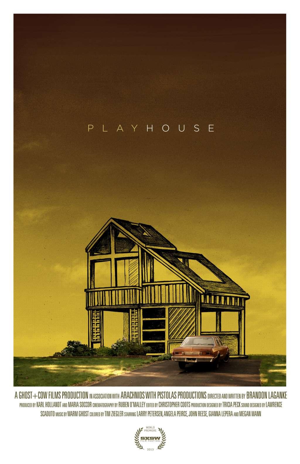 Play House kapak