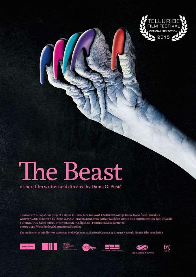 The Beast kapak