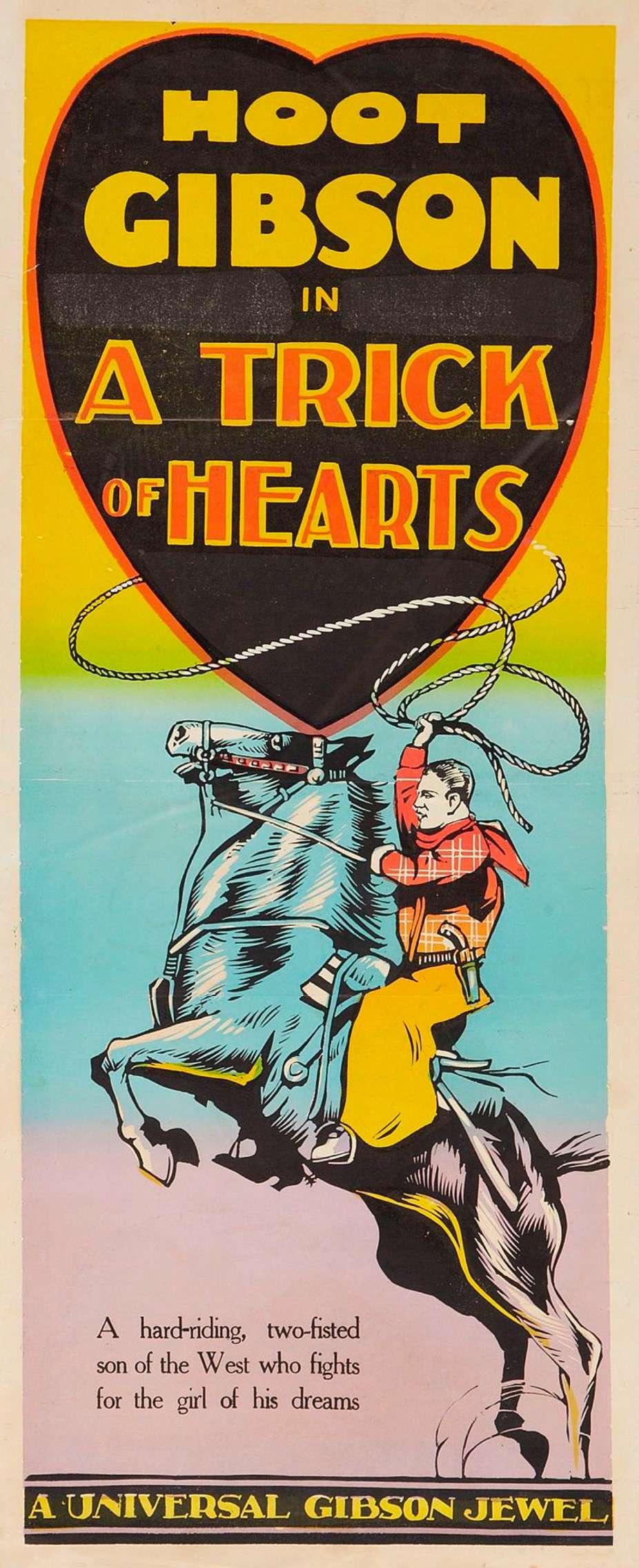 A Trick of Hearts kapak