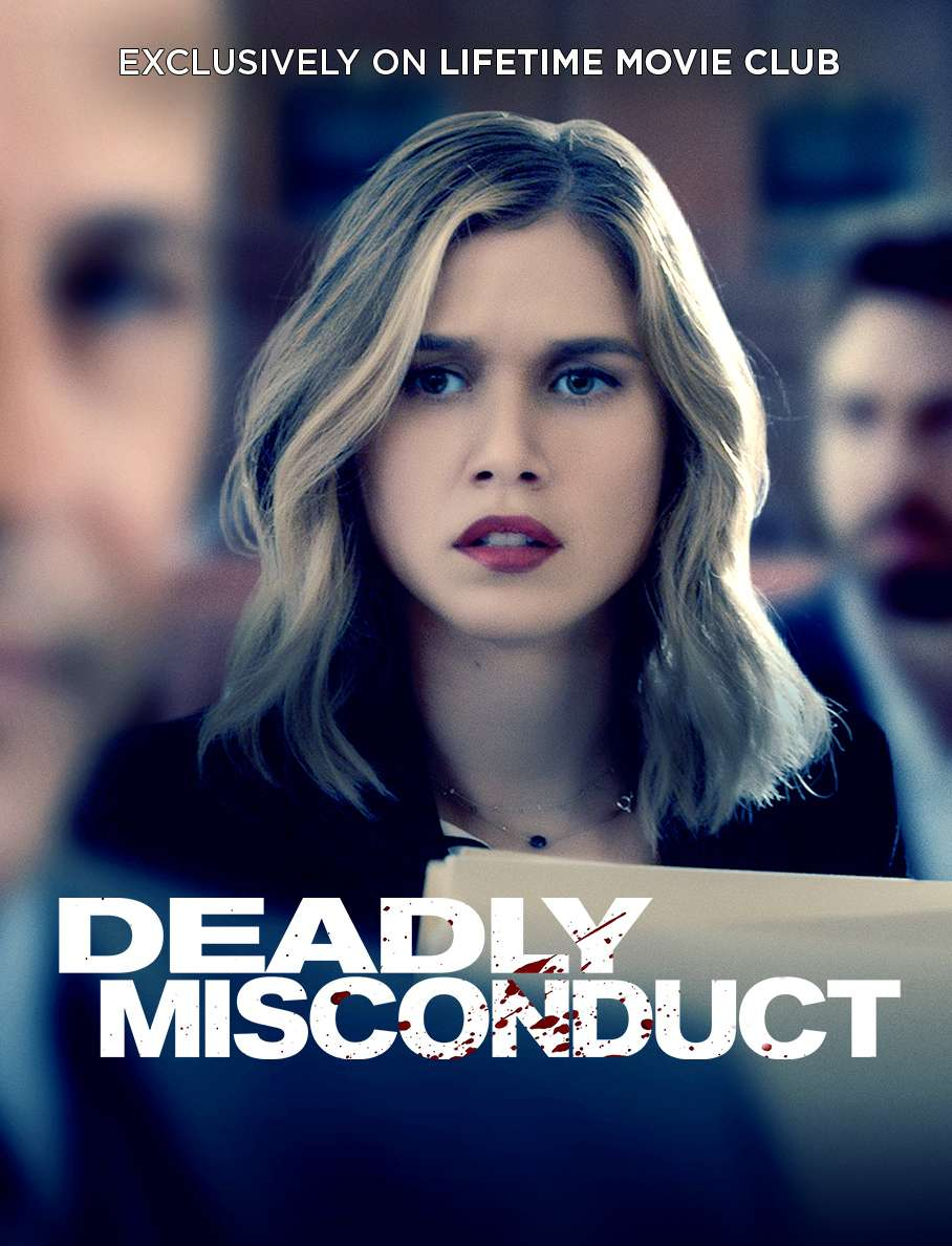 Deadly Misconduct kapak