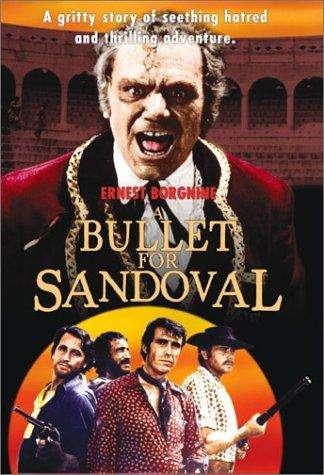 A Bullet for Sandoval kapak
