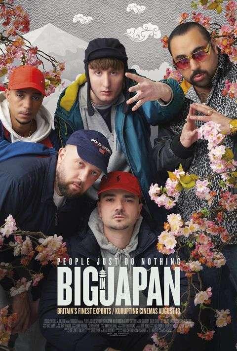 People Just Do Nothing: Big in Japan kapak