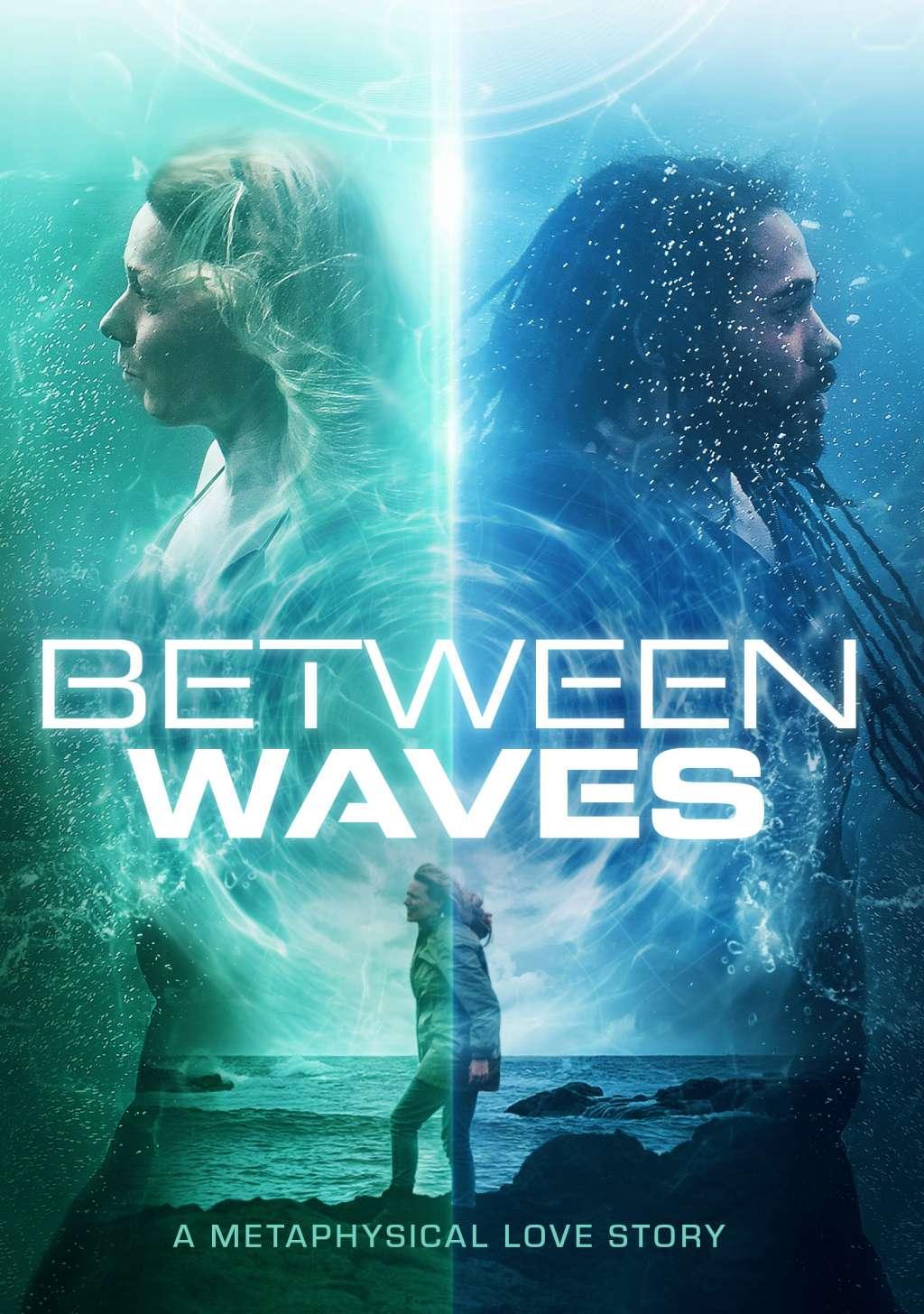 Between Waves kapak
