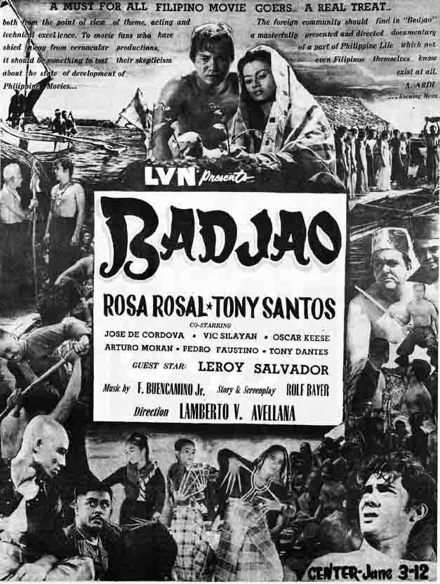 Badjao: The Sea Gypsies kapak