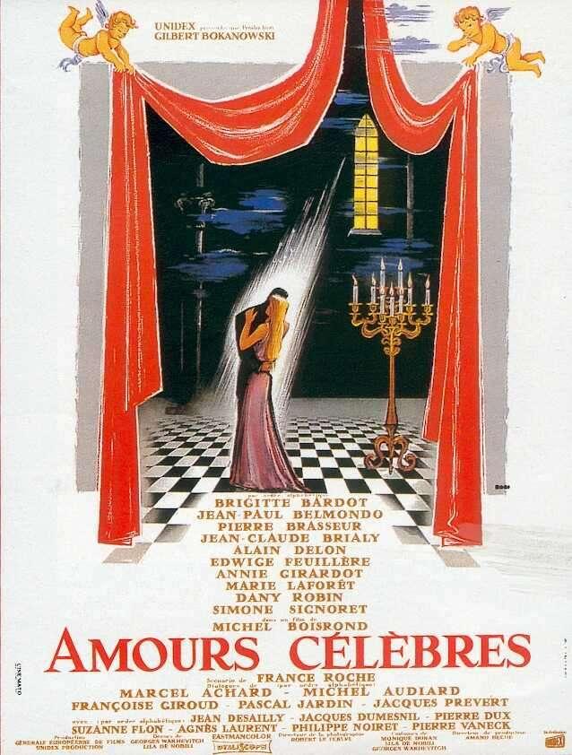 Famous Love Affairs kapak