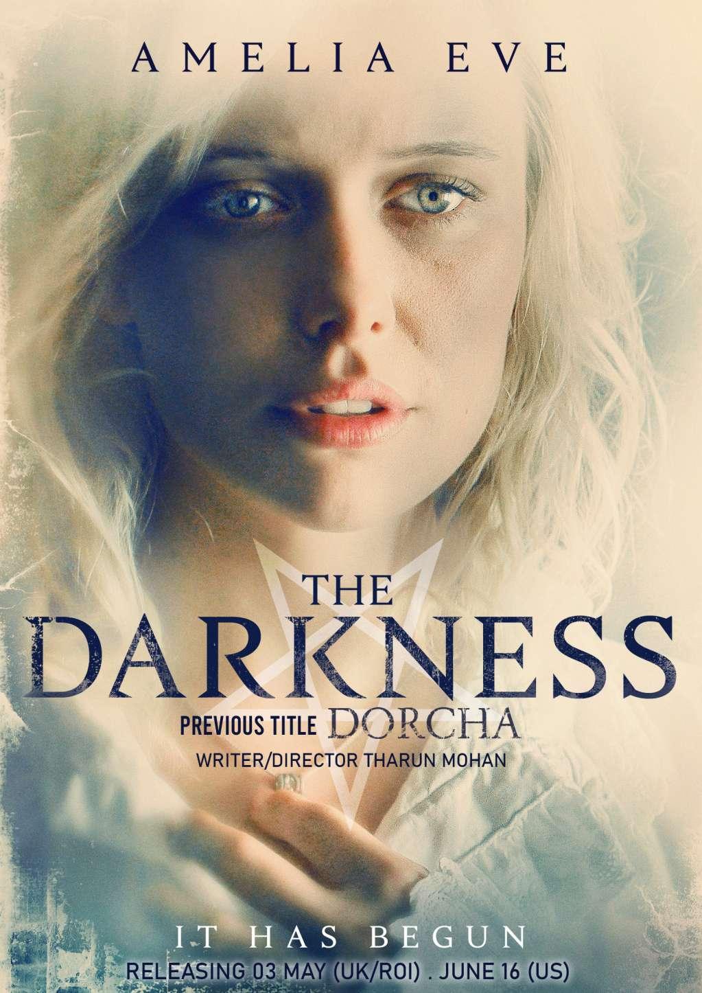 The Darkness kapak