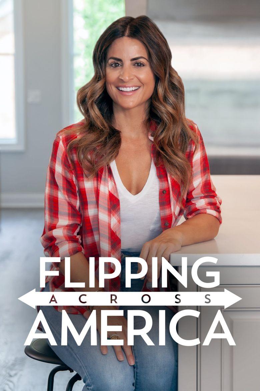 Flipping Across America kapak