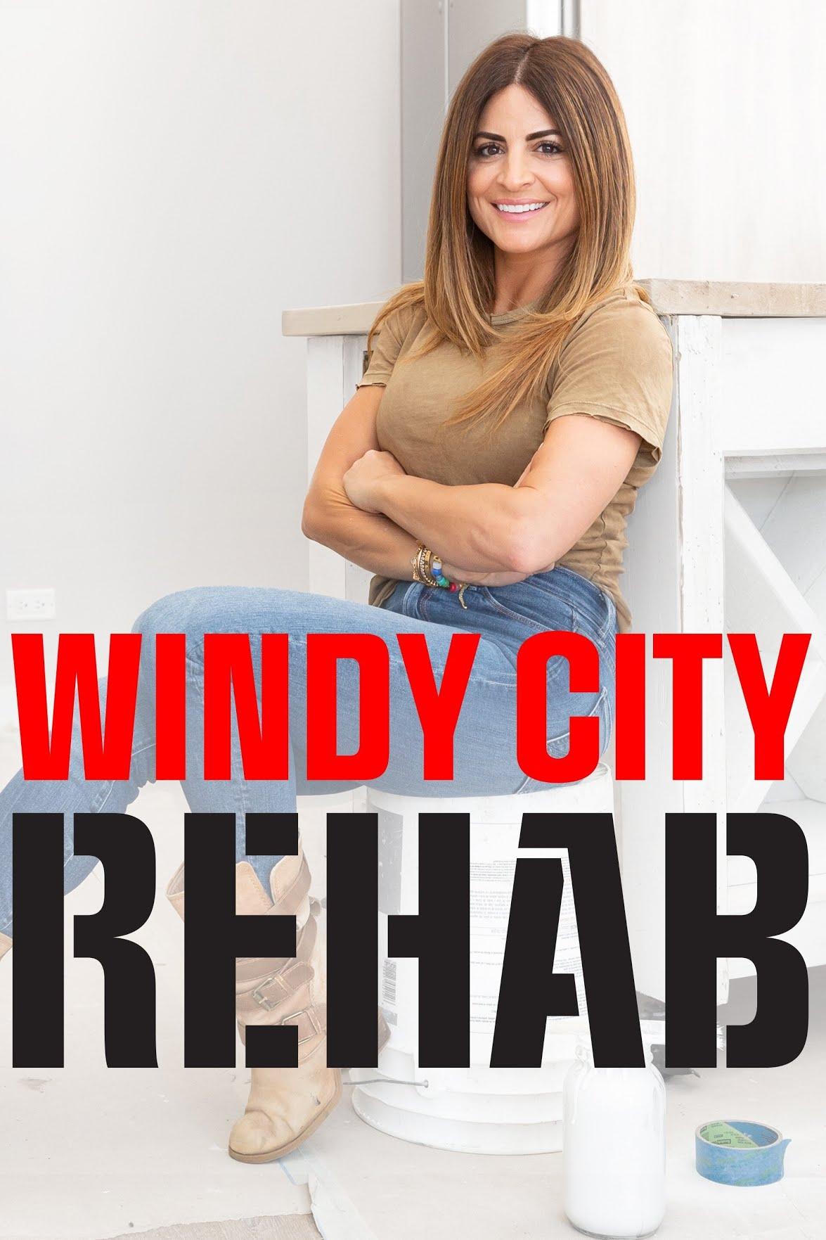 Windy City Rehab kapak