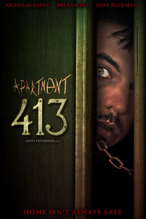 Apartment 413 kapak
