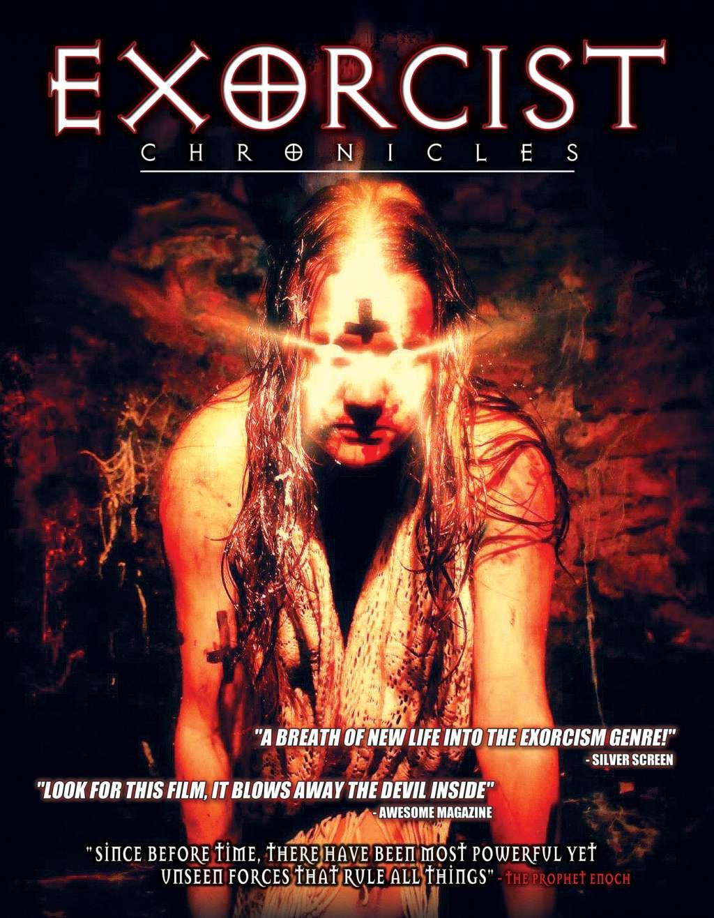 Exorcist Chronicles kapak