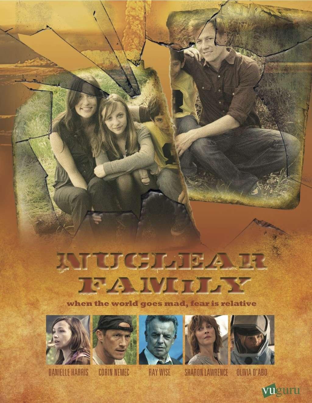 Nuclear Family kapak