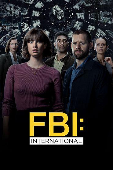 FBI: International kapak