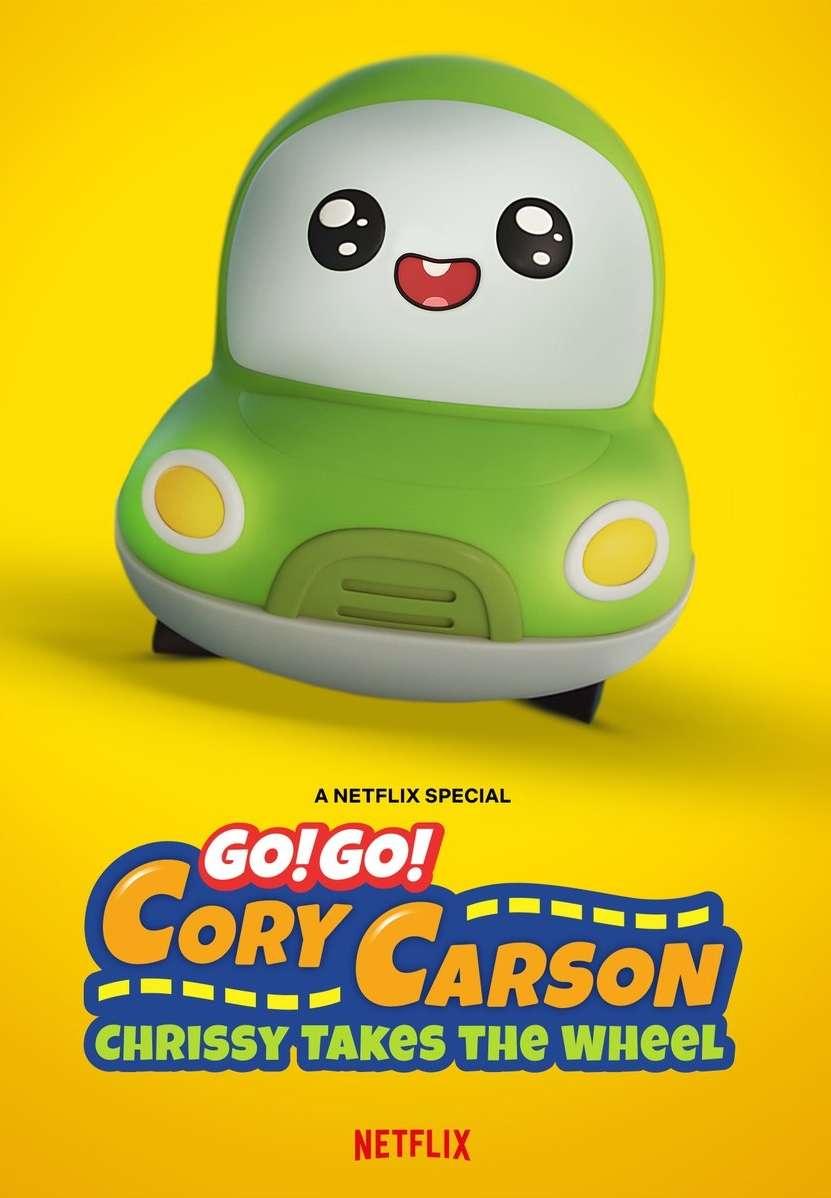 Go! Go! Cory Carson: Chrissy Takes the Wheel kapak