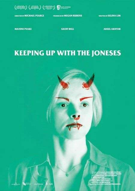 Keeping Up with the Joneses kapak