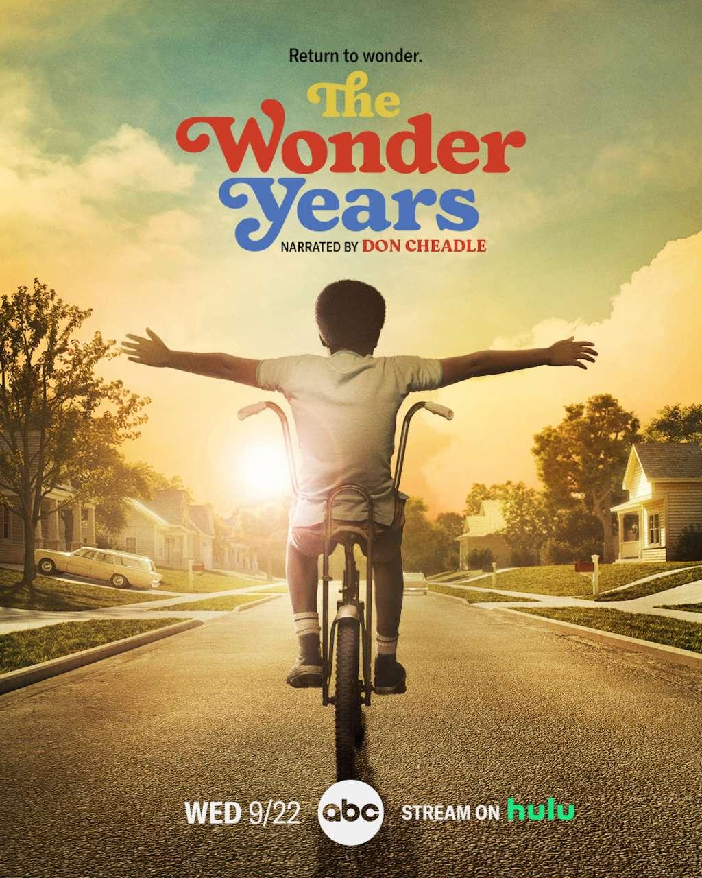 The Wonder Years kapak