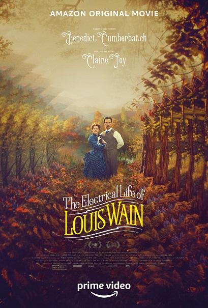 The Electrical Life of Louis Wain kapak