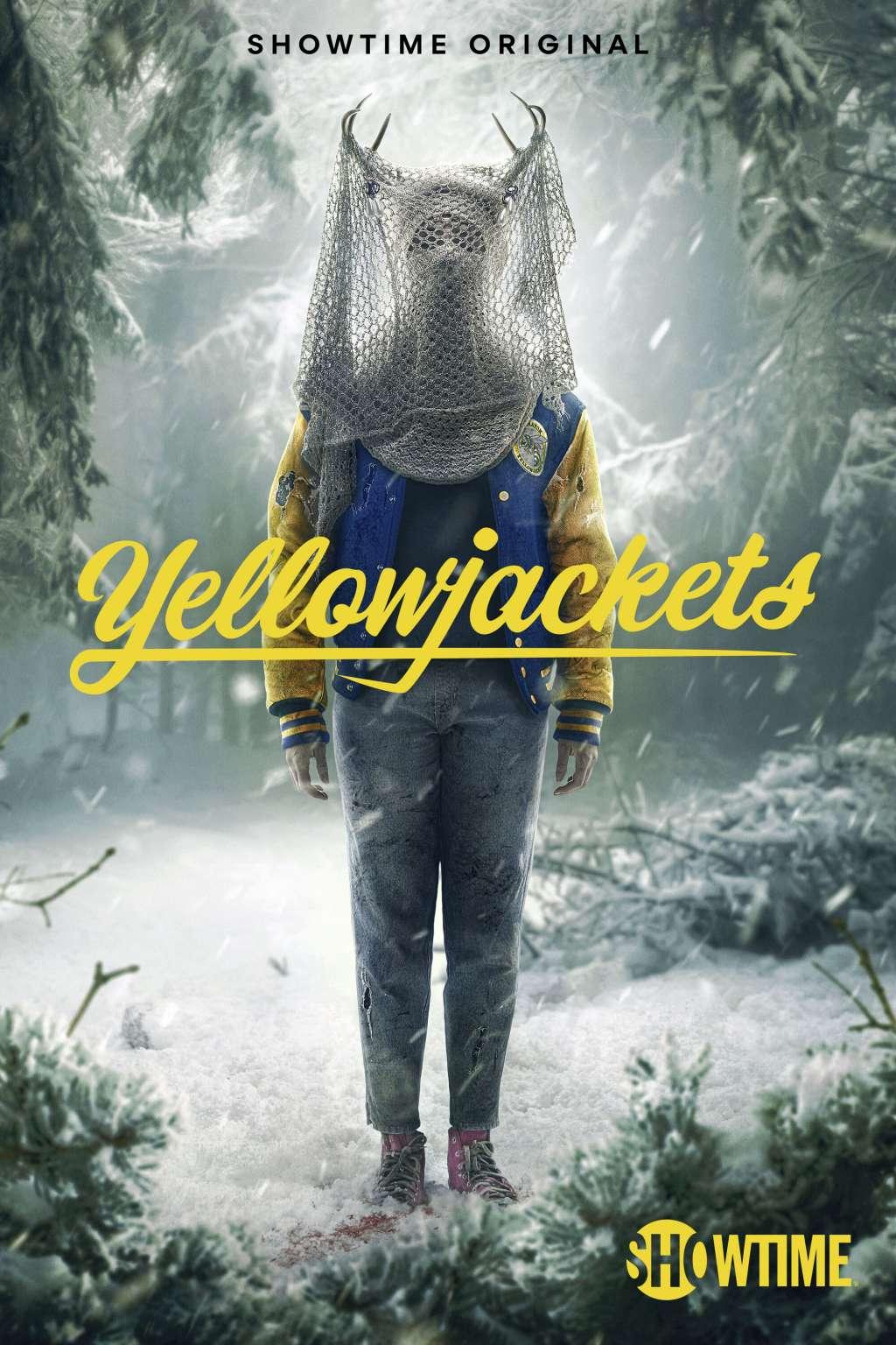 Yellowjackets kapak