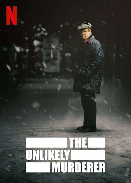 The Unlikely Murderer kapak