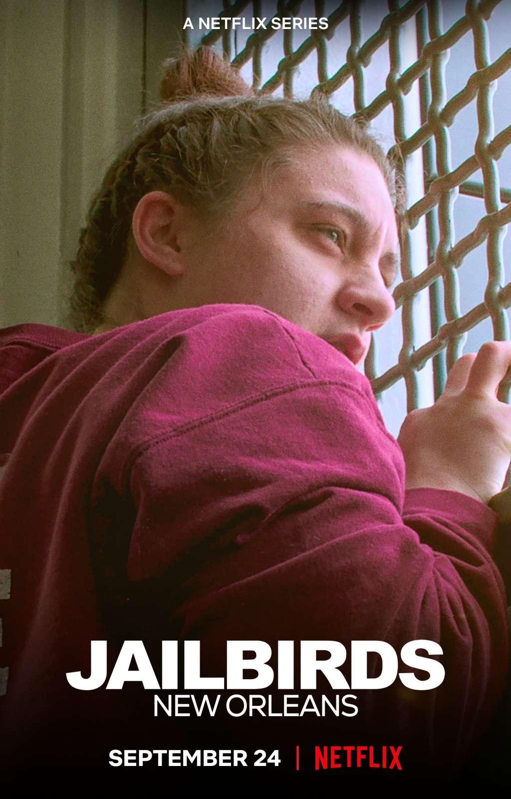 Jailbirds New Orleans kapak