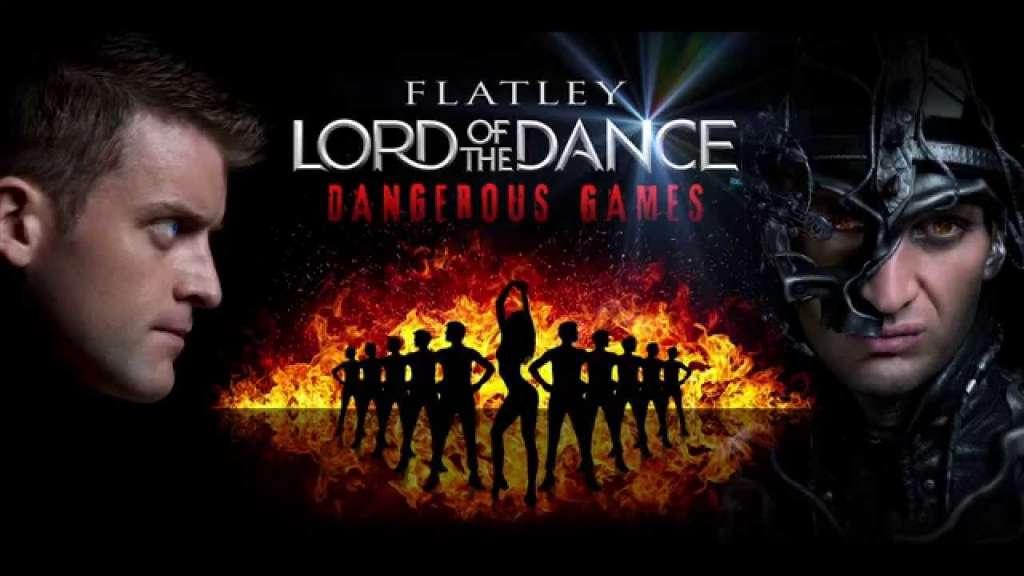 Lord of the Dance: Dangerous Games kapak