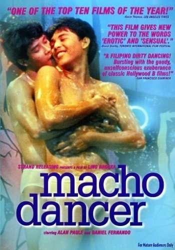Macho Dancer kapak