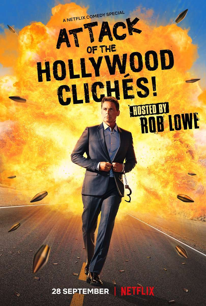 Attack of the Hollywood Cliches! kapak