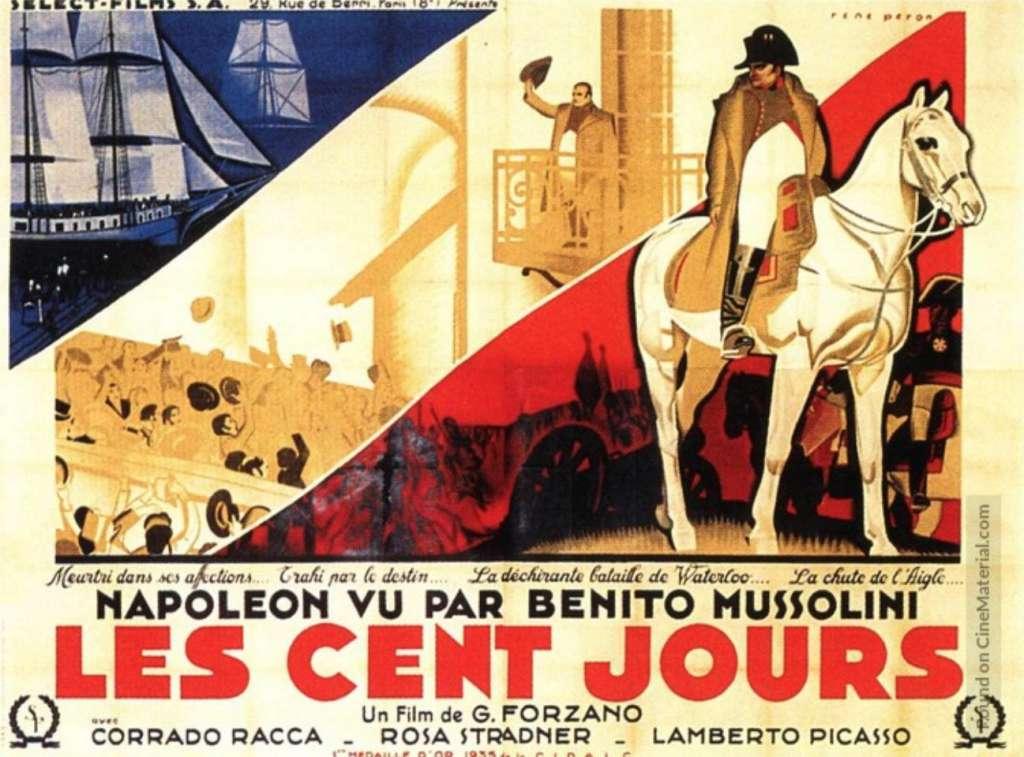 100 Days of Napoleon kapak