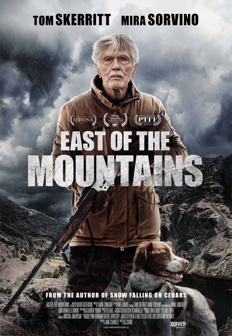 East of the Mountains kapak