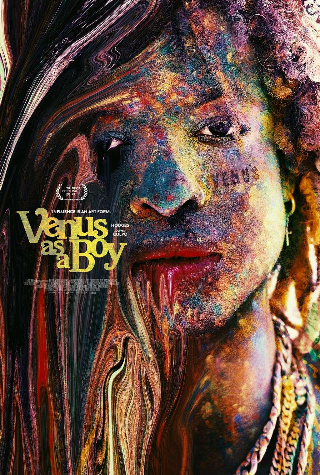 Venus as a Boy kapak