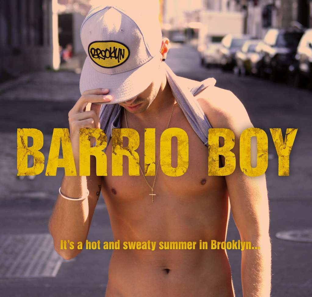 Barrio Boy kapak