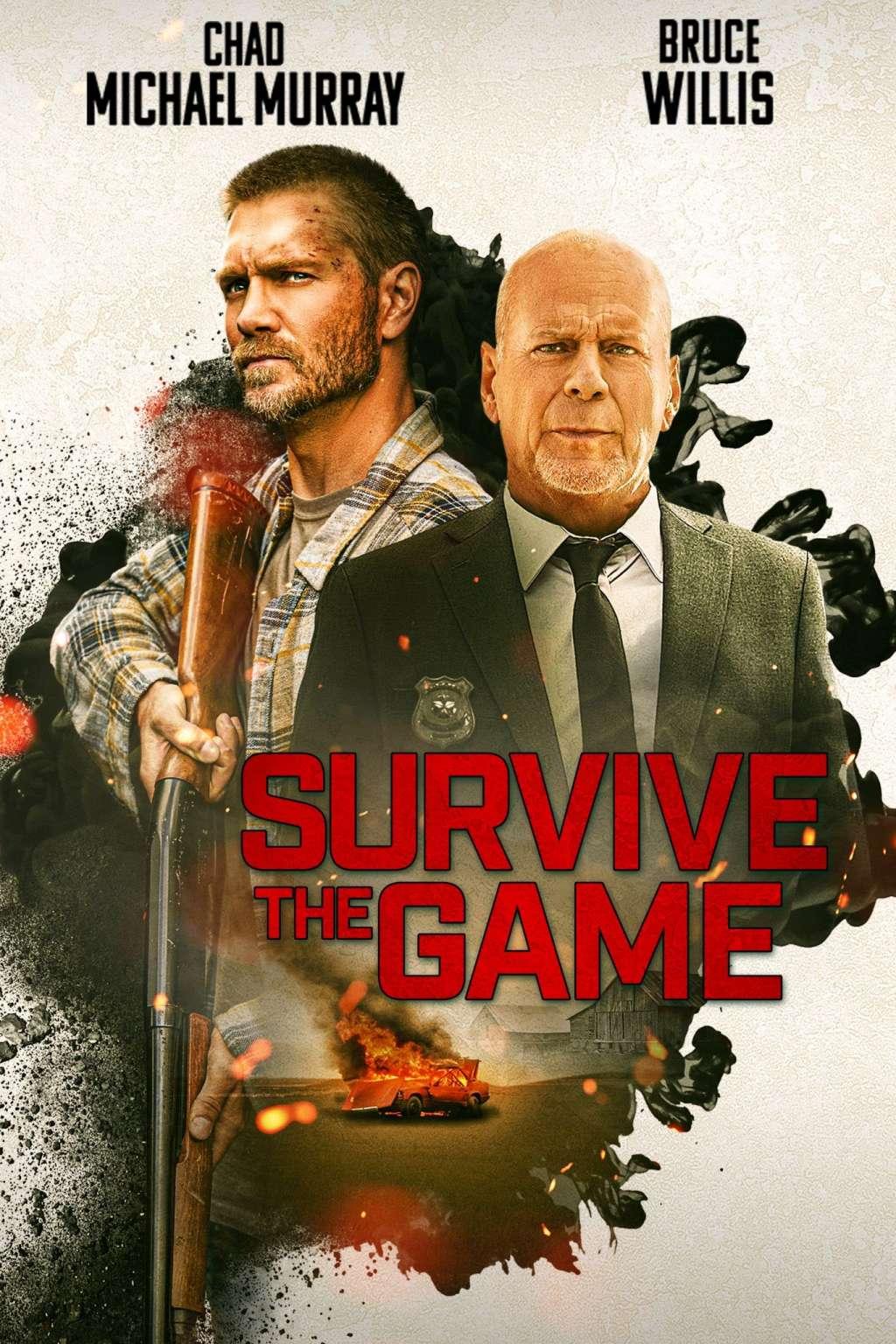 Survive the Game kapak